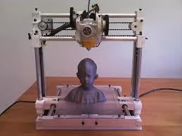 printer 3d dan model