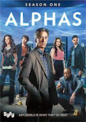 Alphas Season 1 - Biệt đội Alphas