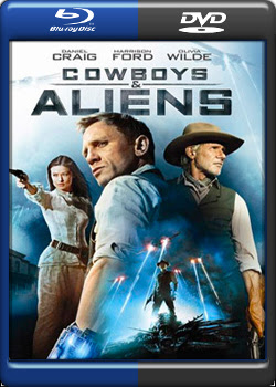 79 Cowboys & Aliens   Dual Áudio   DVD r e BluRay 720p e 1080p