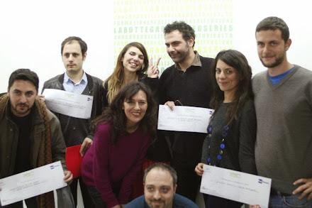 Premiazione La bottega delle webseries