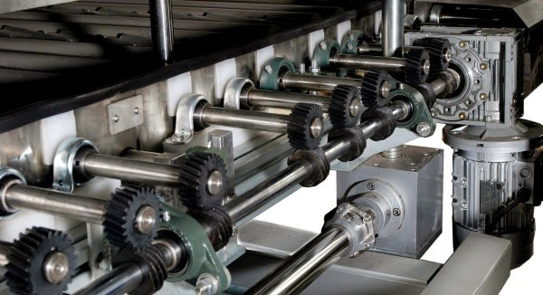 Decoletaje de precisión para la fabricación de maquinaria