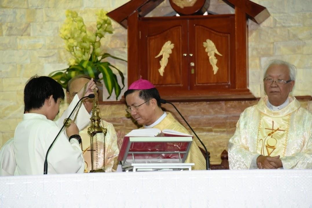 Gx.Đồng Tiến: Kỷ Niệm 1 Năm Cung Hiến Thánh Đường