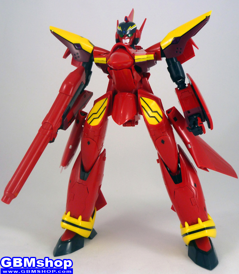 Macross 7 Yamato 1/60 VF-19kai VF-19 Kai Excalibur Custom Fire Valkyrie Battroid Mode