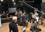Rehearsing for The View