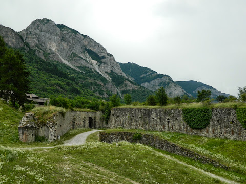 Vinadio, Forte Albertino