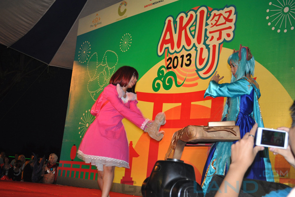 Cosplay Liên Minh Huyền Thoại tràn ngập Aki Matsuri 17