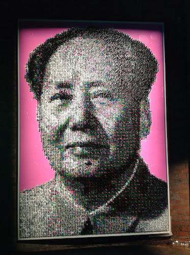 Chairman Mao. Joe Black. Soldiers