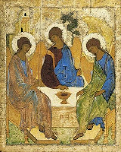 Andrei Rublev C 1365 1430 Monk And Iconographer