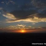 Le soleil se couche au dessus du Rajasthan, Narlai