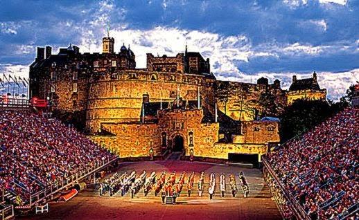 The Royal Edinburgh Military Tattoo  VisitScotland