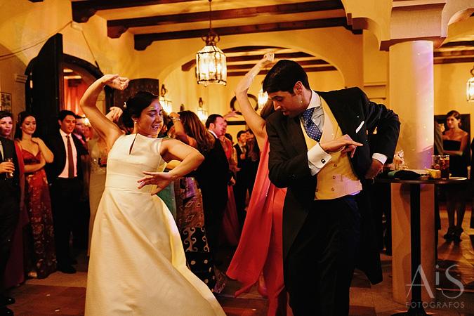 Reportaje de boda el bodegas las granadas trujillo