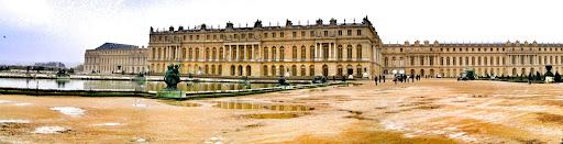 Chateau du Versailles-Panorama