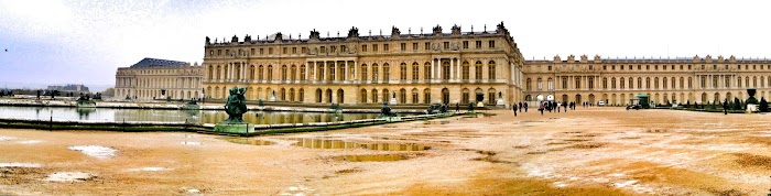 Chateau du Versailles-Panorama