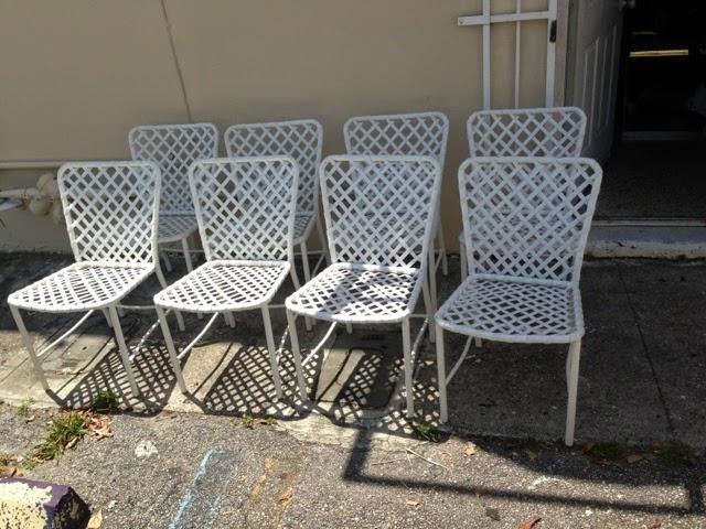 Price $350 & Mid Century Modern Miami Vintage Furniture Store: Brown Jordan ...