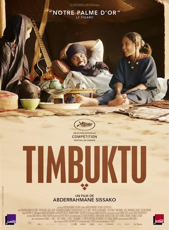 Τιμπουκτού (Timbuktu) Poster