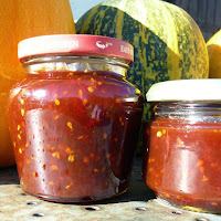 French village diaries recipes tomato and chilli jam potager
