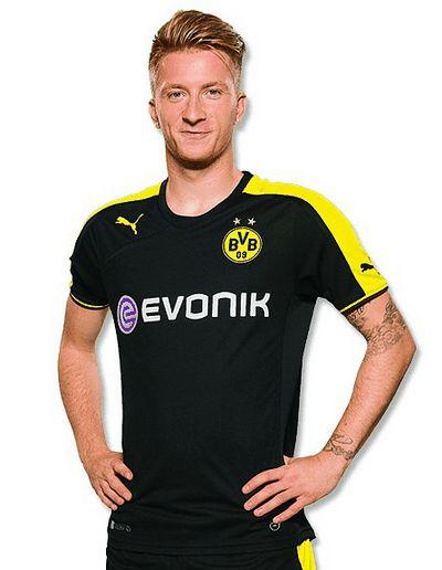 Jual Jersey Dortmund Away Terbaru 2014
