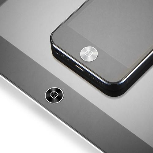 SPIGEN SGP Aluminum home button for iPhone & iPad