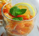 Cалат с морковью и яблоками