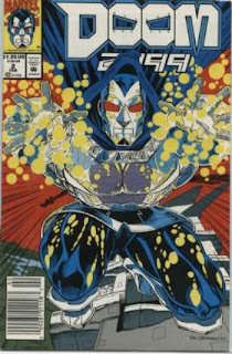 Doom 2099 #2 - Comic of the Day