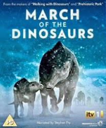 March Of The Dinosaurs - Cuộc di cư của loài khủng long