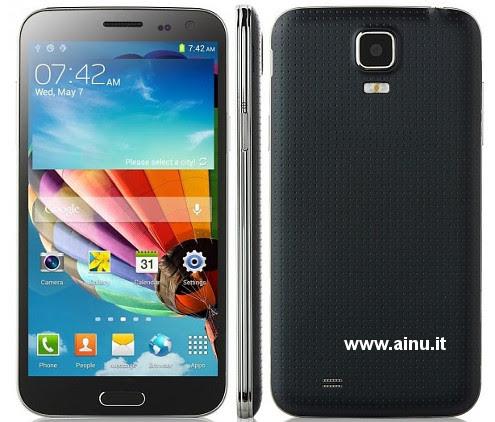 Telefono cinese Star G9000 S5