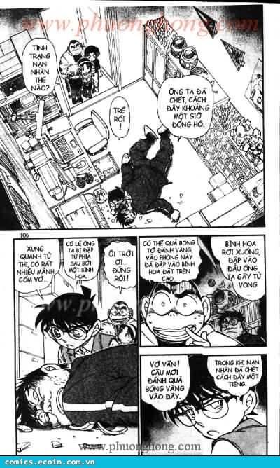 Detective Conan Chap 539 - Truyen.Chap.VN