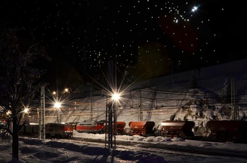 ZIMSKE makete Winternacht-a26398733