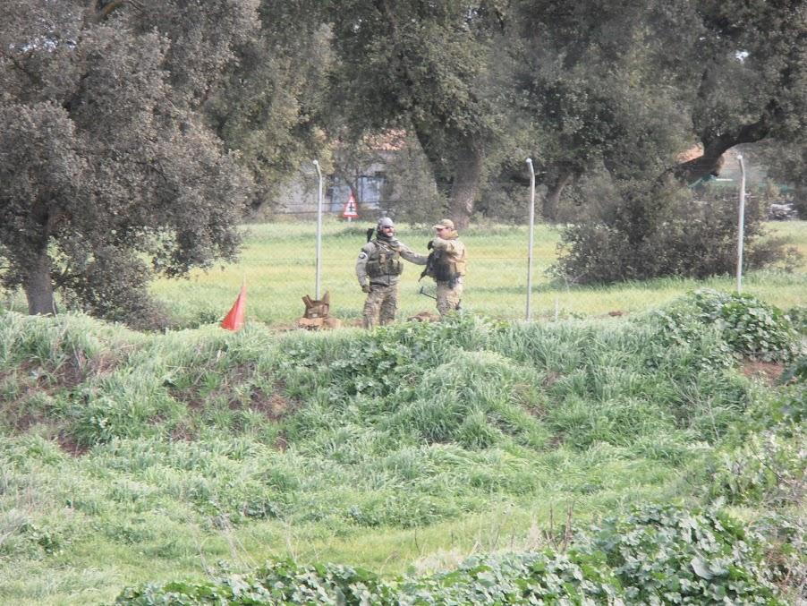 """Fotos de """"Operación Anaconda"""".20-01-13 P1210039"""