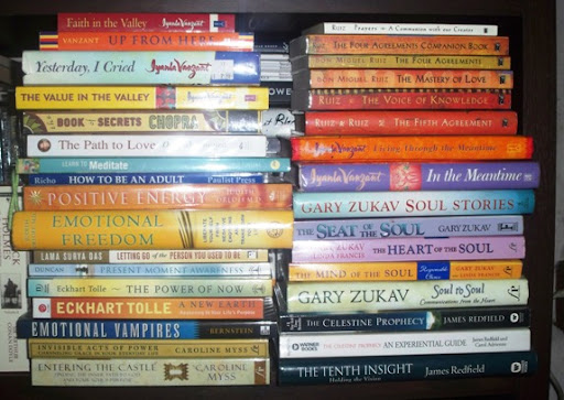 The New Age Booklist Part 1 Image