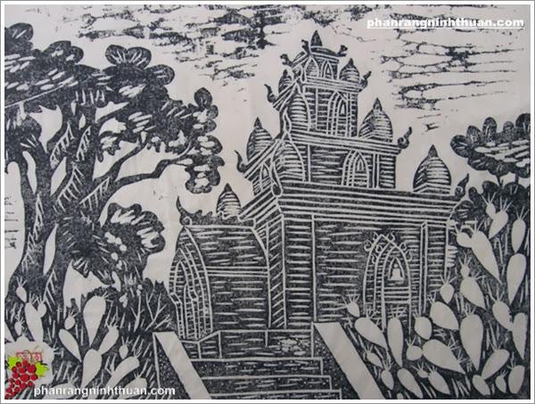 tháp porome