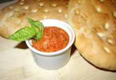 Basil Tomato Butter