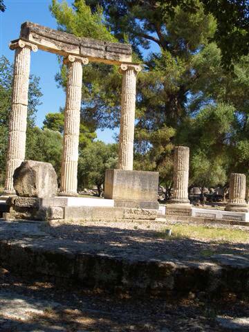 Grèce Olympie