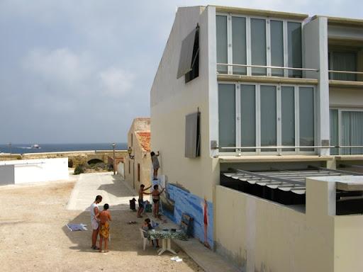 Mural en tabarca 2 alcoiama blog cositas de andar por casa recetas de cocina fotos - Casa en tabarca ...