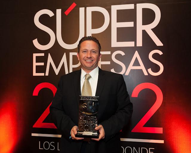 Coca-Cola reconocida en el ranking Súper Empresas 2012