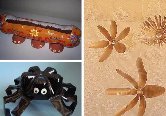 Reciclar e fazer arte