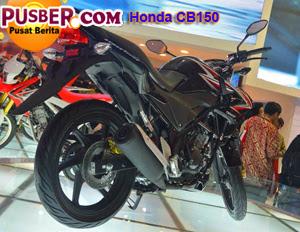 Honda CB150 Harga dan Spesifikasi, Foto Honda CB150R Streetfire 2013
