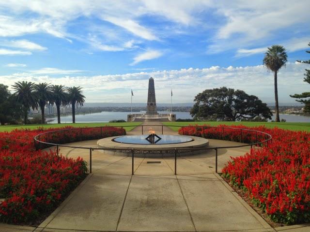 State War Memorial, Perth