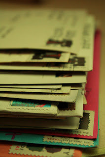 'Letters from Friends' by D. Sharon Pruitt on Flickr