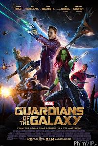 Vệ Binh Dải Ngân Hà - Guardians Of The Galaxy poster
