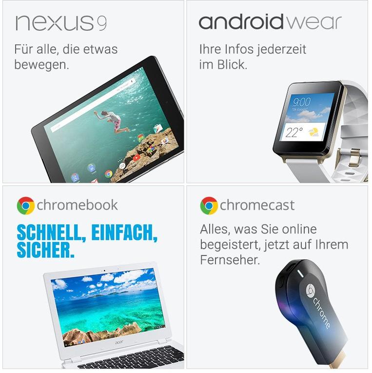 Google Store amazon