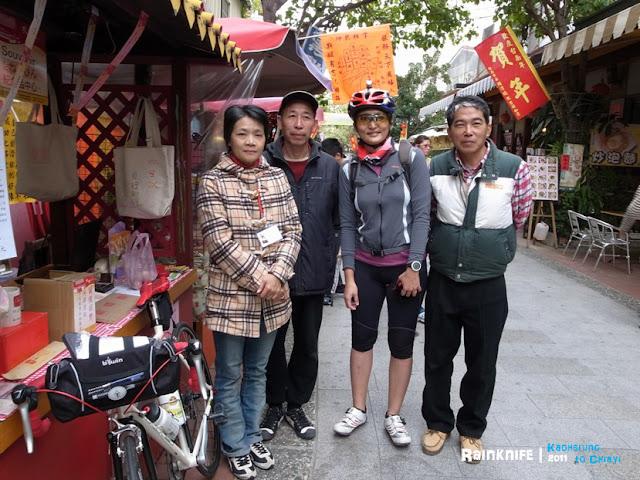 熱情泮宮石坊文化商圈志工們