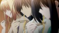 Kore wa zombie desu ka, Yuki Yoshida sera ayumu eat ramen