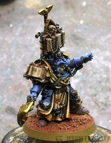 Space Marine Terminator Librarian