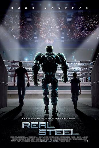 টিঊনার dvd rip মুভি সিরিজ – এক / REAL STEEL 2011