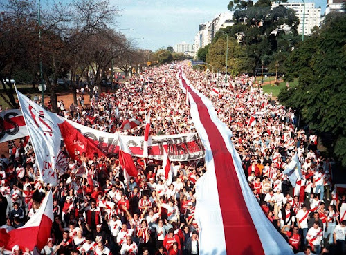 river plate fanatics