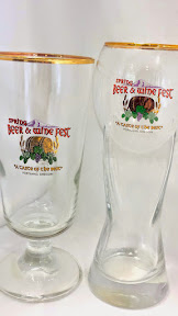 Previous Spring Beer & Wine Fest glasses