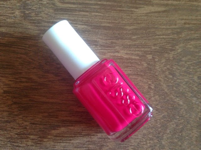 Essie Nail Polish in Plumberry