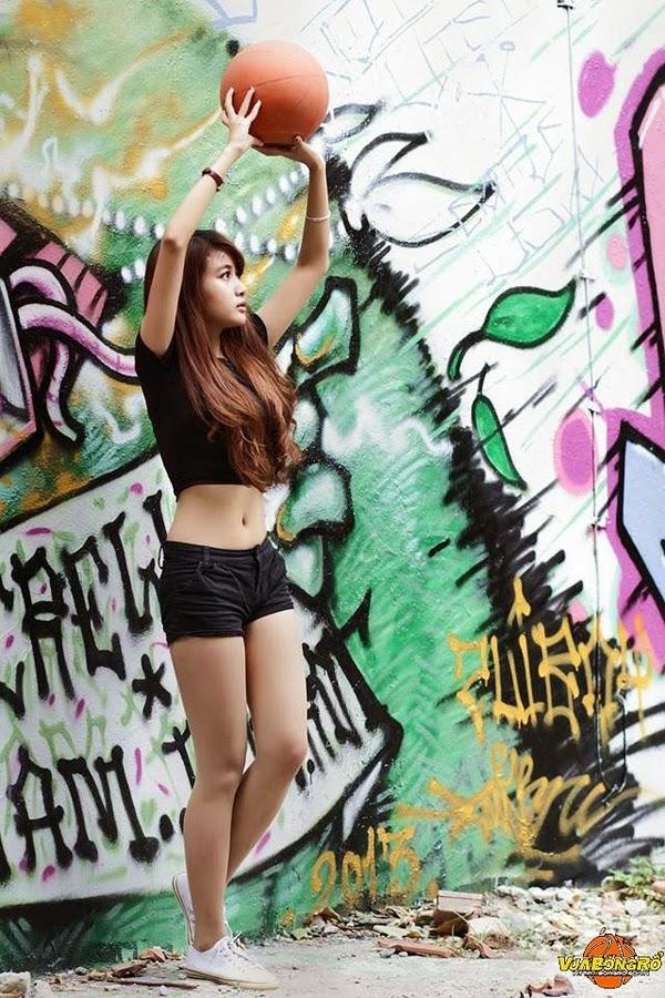 """Miss Bóng Rổ 2013 lộ diện 7 gương mặt """"thiên thần"""" 2"""