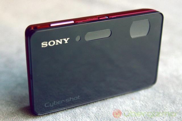 Sony Cyber Shot DSC TX200V